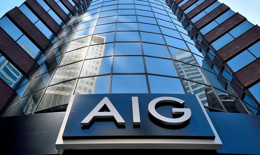 AIG suffers $6.7bn loss on U.S. tax reforms