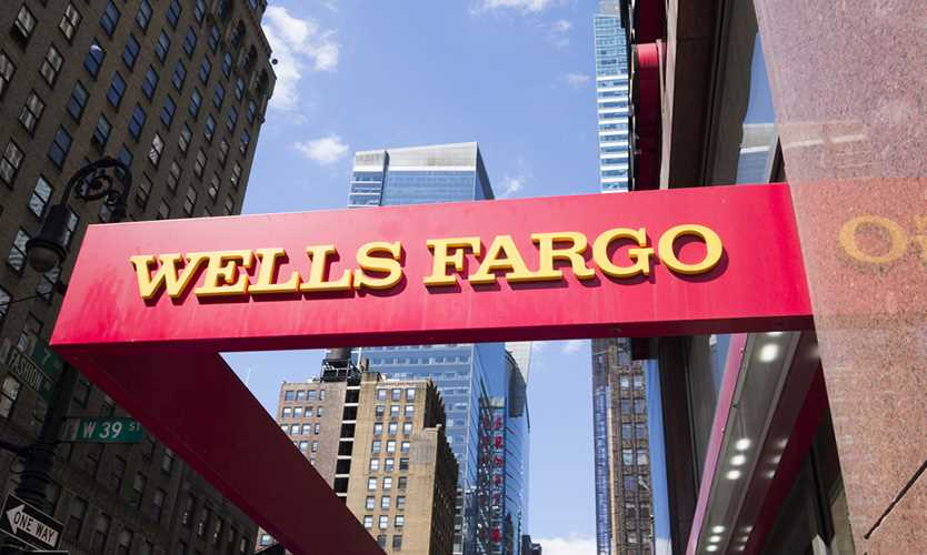 Wells Fargo First Quarter Profit Advances, Revenue Dips