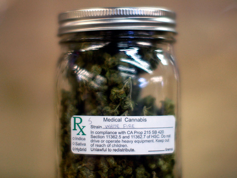 Marijuana could help injured workers with chronic pain - Business Insurance