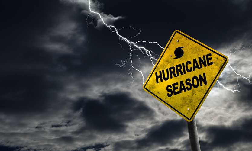 Forecasters say more hurricanes this year; possible Depression in Atlantic