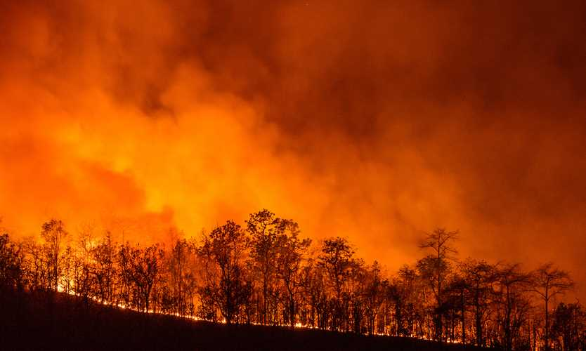 AIR pegs California wildfire insured losses at $2bn-$3bn