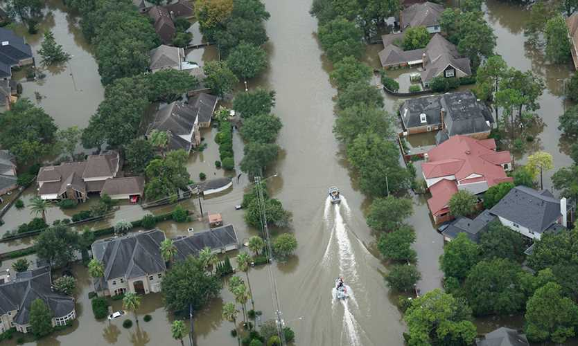 Hurricane Harvey economic losses could reach $90 billion