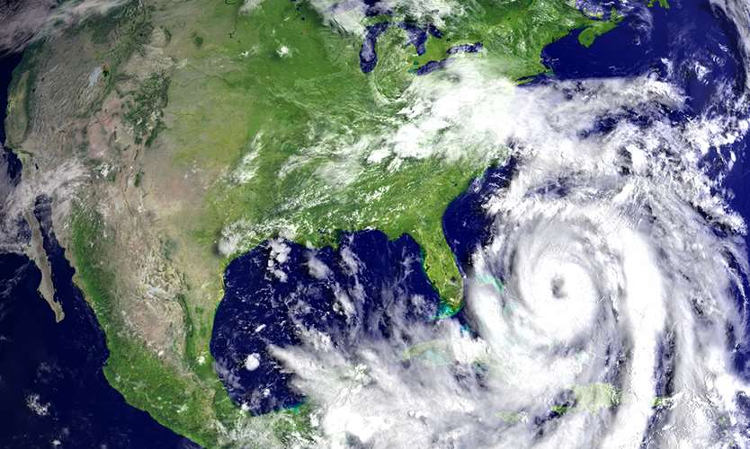Above average hurricane activity is predicted as we start the season