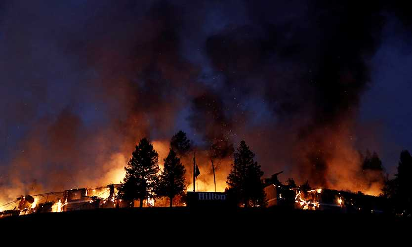 October wildfire losses top $9.4 billion: California insurance agency