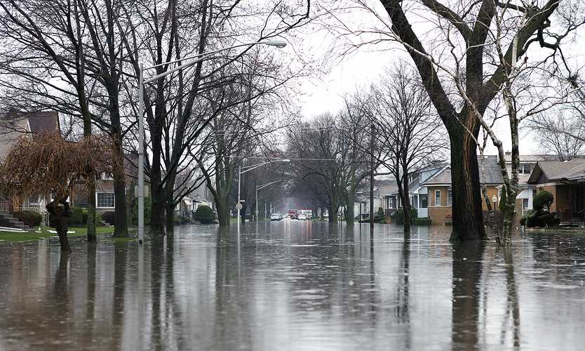Principles could guide federal flood insurance reform