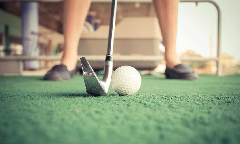 Dismissal Of Golf Range'S Breach Of Contract Suit Against Insurer