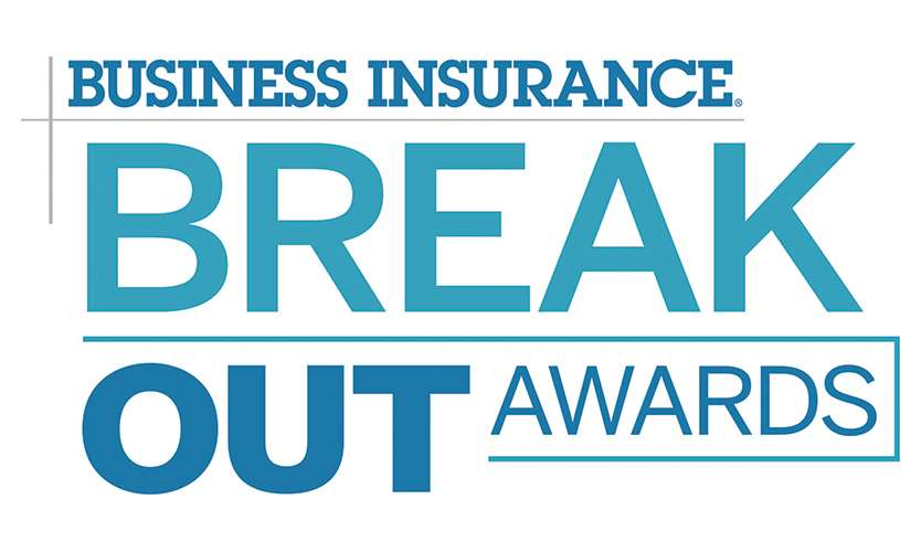 2017 Break Out Awards | Business Insurance