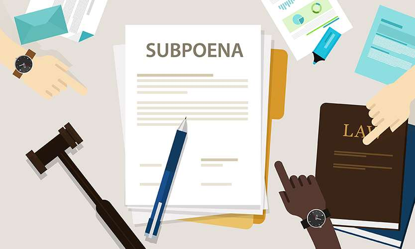 how to win an eeoc case eeoc gets a win in subpoena business insurance 14317