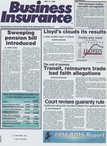 May 11, 1998