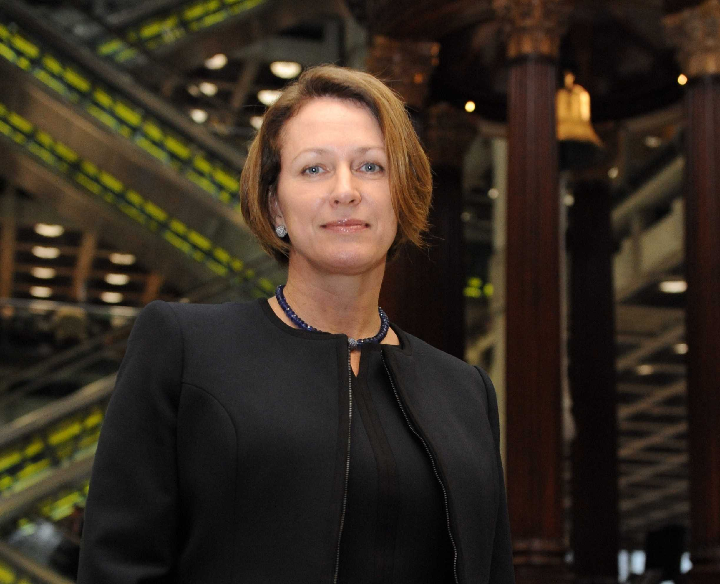 Inga Beale named Lloyd's of London CEO; first female to ...