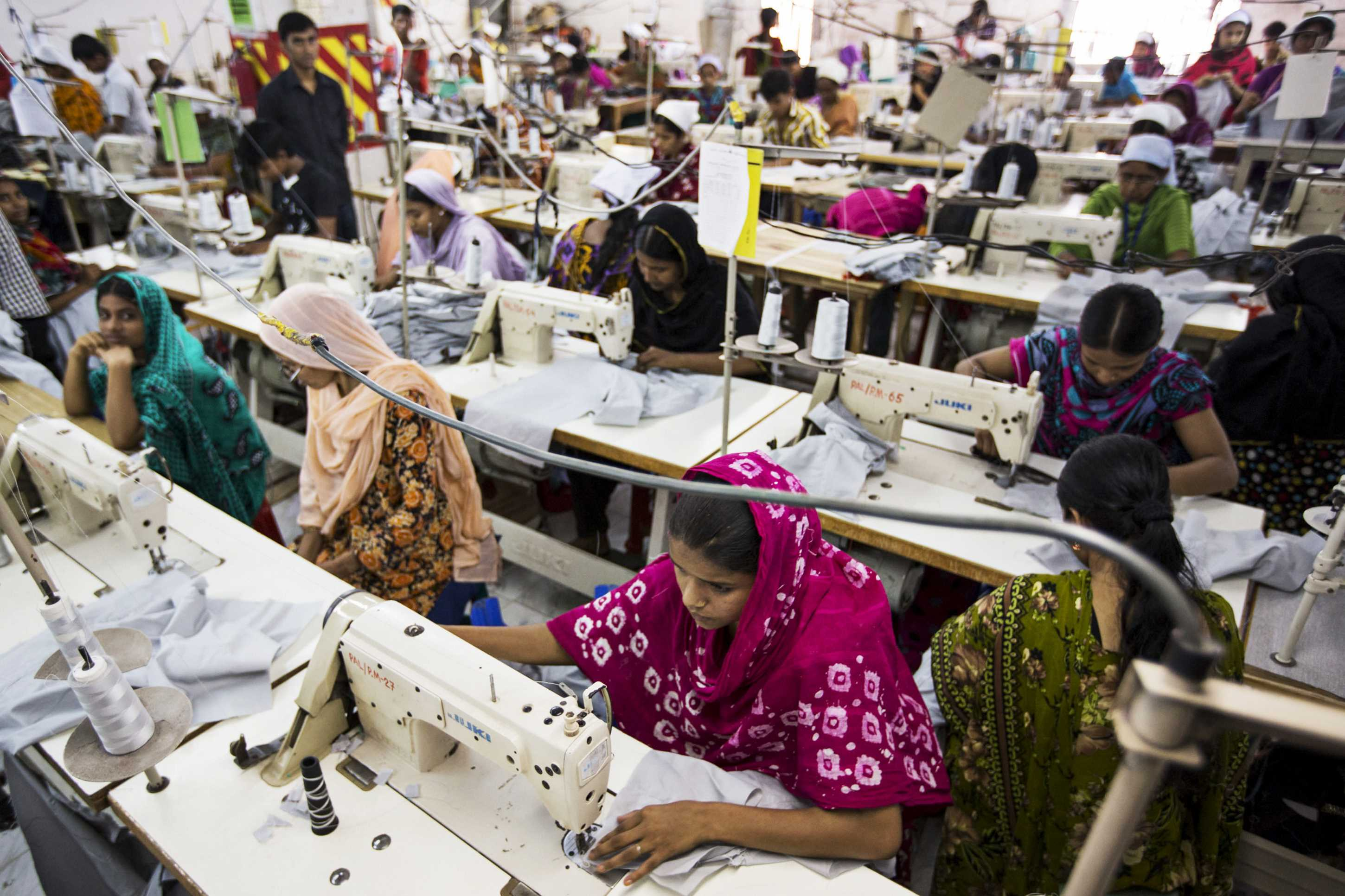 hrm practices in garment of bangladesh Human resource management (hrm) practices of the banking sector in bangladesh 19 output is labor or human resources which typically consumes between one third and one half.