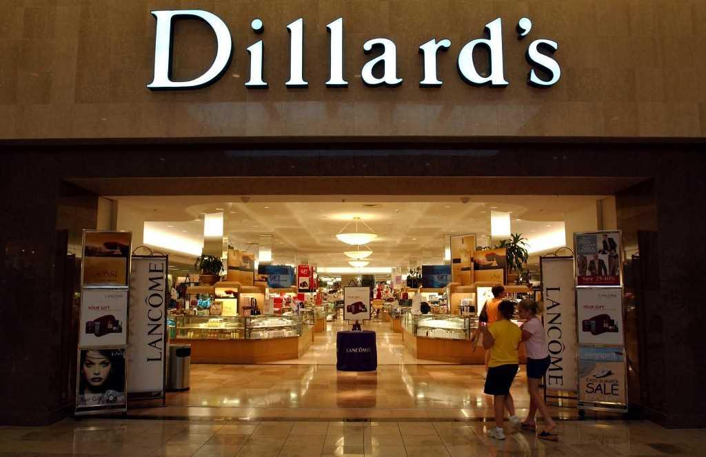 a study of dillards inc Dillardscom: shop designer dresses, shoes, clothing, handbags, cosmetics and beauty, bedding, lingerie, wedding registry items and more.