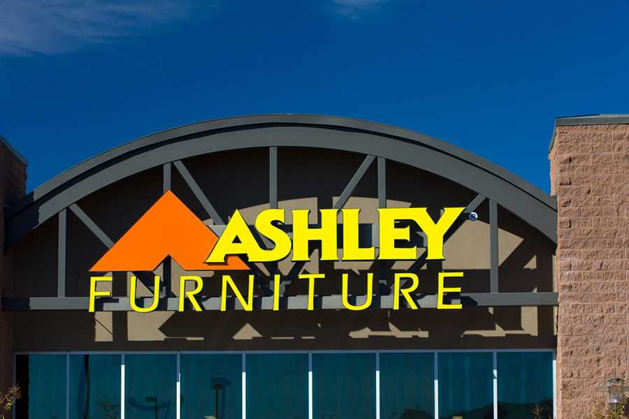 The U.S. Occupational Safety And Health Administration And Ashley Furniture  Industries Inc. Have Reached A Corporatewide Settlement To Address  Workplace ...