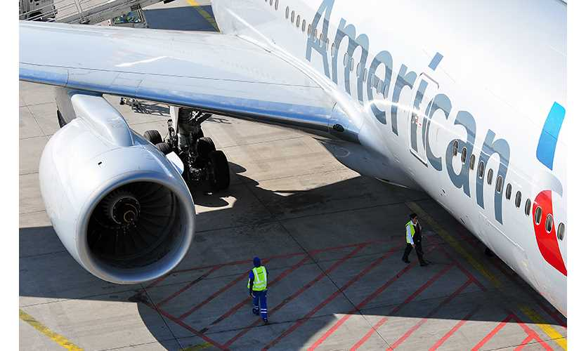 American Airlines Subsidiary Settle Eeoc Disability Suit Business