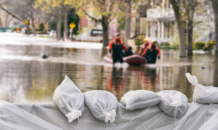 Bill permits private flood insurance in place of federal coverage