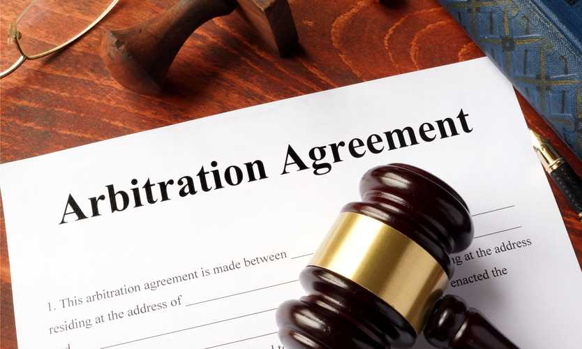 arbitration agreement The former is the far more prevalent type of arbitration agreement sometimes, legal significance attaches to the type of arbitration agreement for example.